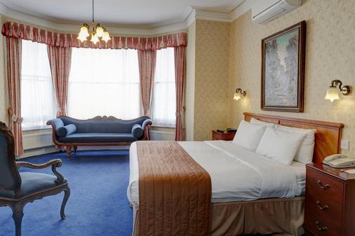 Best Western Swiss Cottage Hotel - London - Bedroom