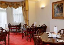 Best Western Swiss Cottage Hotel - London - Restaurant