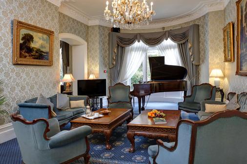 Best Western Swiss Cottage Hotel - London - Living room