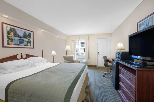 Baymont by Wyndham Tuscaloosa - Tuscaloosa - Bedroom