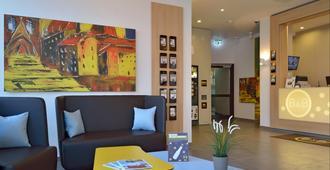 B&B Hotel Erfurt - ארפורט - סלון