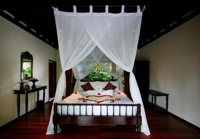 Beingsattvaa Retreat Villa - Ubud - Bedroom