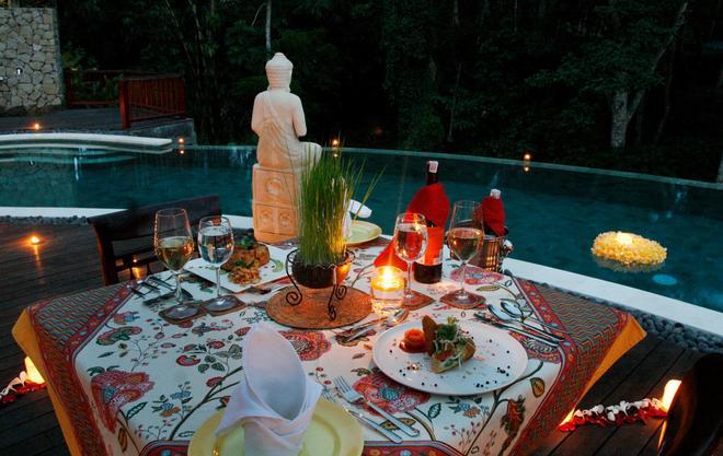 Beingsattvaa Retreat Villa - Ubud - Restaurant