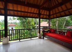 Beingsattvaa Retreat Villa - Ubud - Balkon