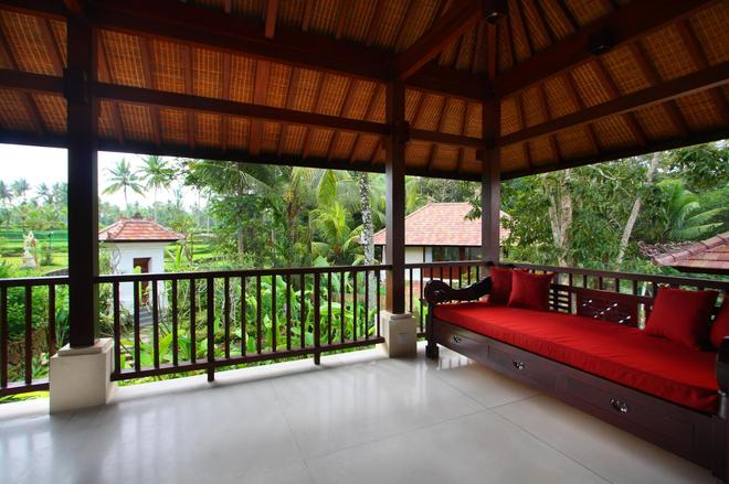 Beingsattvaa Retreat Villa - Ubud - Balcony