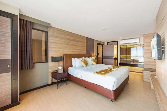 Mida Hotel Ngamwongwan - Mueang Nonthaburi - Bedroom
