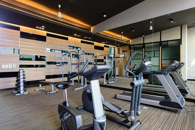 Mida Hotel Ngamwongwan - Mueang Nonthaburi - Gym