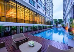 Mida Hotel Ngamwongwan - Mueang Nonthaburi - Uima-allas