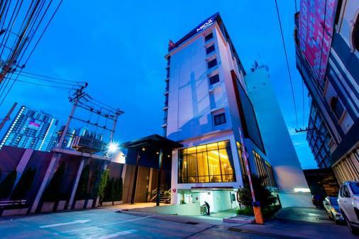Mida Hotel Ngamwongwan - Mueang Nonthaburi - Building