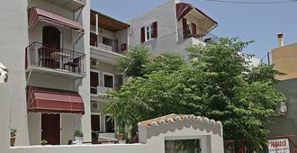 Paradise Rooms - Ermoupoli - Building