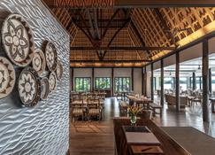 香格里拉斐濟度假酒店 - Cuvu - 餐廳