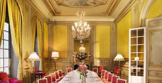 Château D'artigny - Montbazon - Sala pranzo