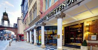 The Chester Grosvenor - Chester - Edificio