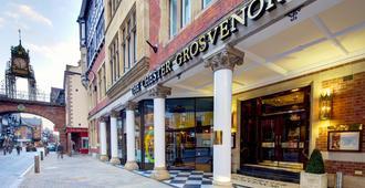 The Chester Grosvenor - צ'סטר - בניין