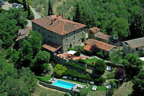 Relais San Pietro in Polvano - Castiglion Fiorentino - Building