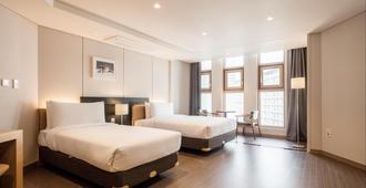 Luce Bridge Hotel - Seúl - Habitación