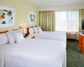 SpringHill Suites by Marriott Orlando Lake Buena Vista in the Marriott Village - Orlando - Bedroom