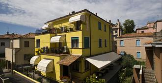Villa Tiziana Hotel - Venedig - Gebäude
