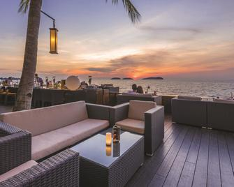 The Magellan Sutera Resort - Kota Kinabalu - Balcon