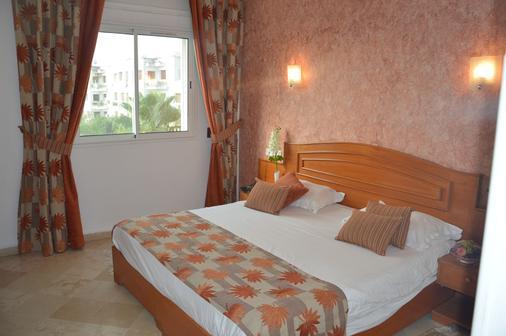Hotel La Princesse - ตูนิส - ห้องนอน