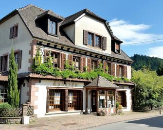 Hôtel Aux Deux Clefs - Lièpvre - Edificio