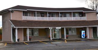 Aquarius Motel - Perth - Edificio