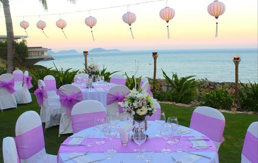 Mia Resort Nha Trang - Nha Trang - Salão de banquetes