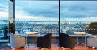 Hotel Indigo London - 1 Leicester Square - Londres - Restaurante