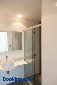 2122 Hotel Art Design - Punta del Este - Bathroom