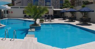 Hotel Geranium - Balneário Camboriú - Piscina