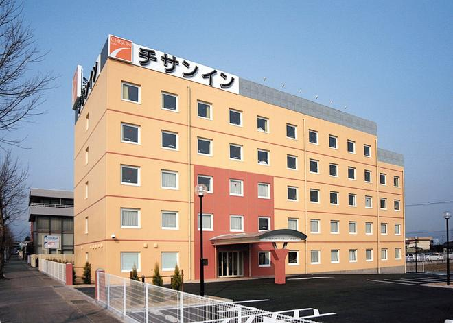 Chisun Inn Fukushima Nishi IC - Fukushima - Rakennus