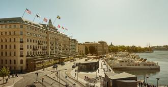 Grand Hôtel Stockholm - Stockholm - Outdoor view