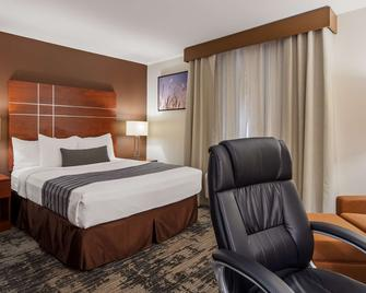 Best Western Plus Wakeeney Inn & Suites - WaKeeney - Ložnice