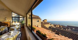 Hotel Italia - Cortona - Balcony
