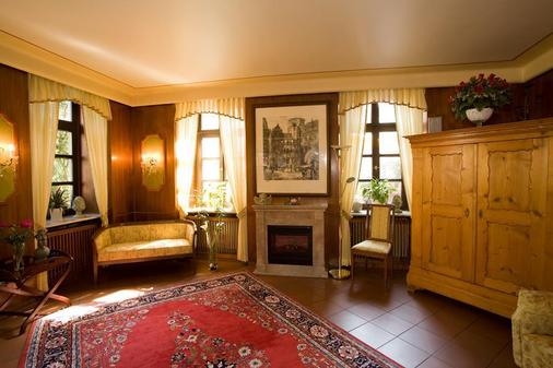City Partner Hotel Holländer Hof - Heidelberg - Lobby