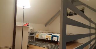 Nice Duplex Train Station / Center Rennes - Rennes - Schlafzimmer