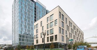 Stay Alfred on Overton Street - Portland - Byggnad