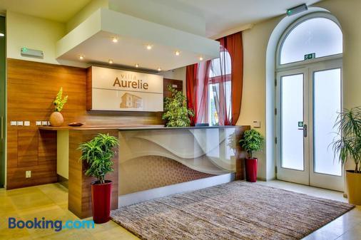 Villa Aurelie - Velke Losiny - Front desk