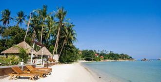 Samui Tonggad Resort - Koh Samui - Beach