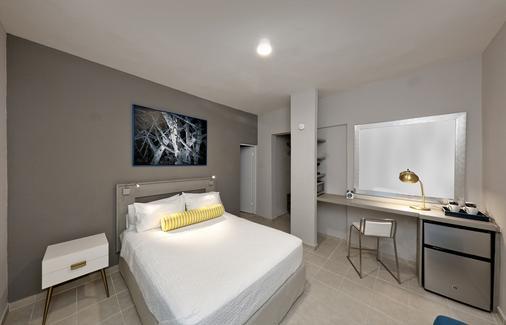 卡里比山旅館 - 聖胡安 - 臥室