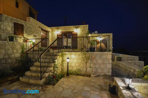 Aliki's House 1+ 2 - Polis Chrysochous - Building