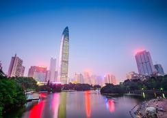 深圳羅湖戴斯酒店 - 深圳 - 室外景