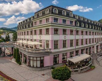 Hotel Kultúra - Ružomberok - Budova