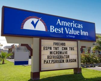 Americas Best Value Inn Milpitas Silicon Valley - Milpitas - Building