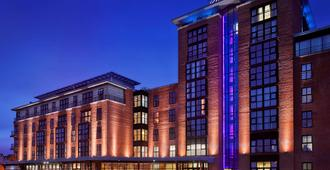 Radisson Blu Hotel, Belfast - Belfast - Building