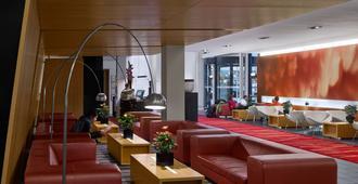 麗笙貝爾法斯特酒店 - 貝爾法斯特 - 貝爾法斯特 - 休閒室