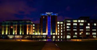 Radisson Blu Hotel, Belfast - Belfast - Gebäude