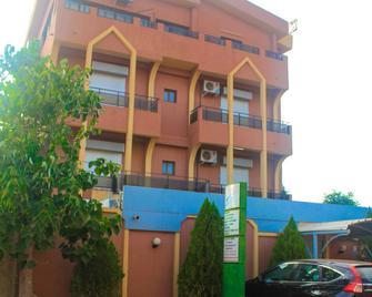 Hôtel Résidence Sam - Ouagadougou - Gebäude