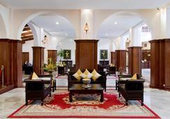 Royal Angkor Resort & Spa - Ciudad de Siem Riep - Recepción