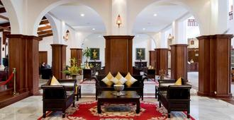 Royal Angkor Resort & Spa - Сием Реап - Лобби